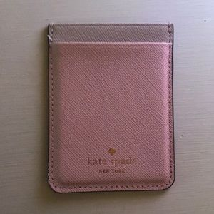 Kate Spade Phone Card Holder